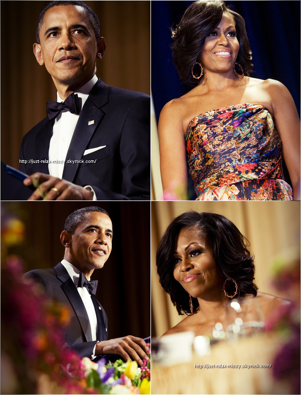 2012 White House Correspondents' Association Dinner