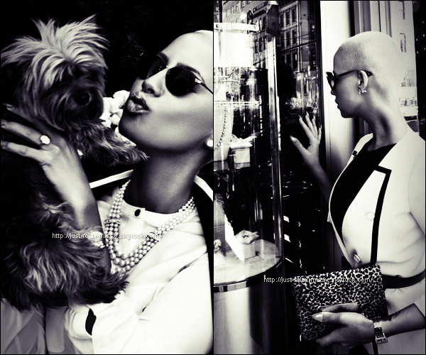 Amber Rose: Lifestyle Mirror Magazine