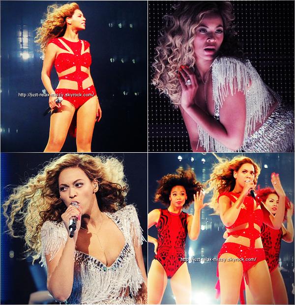 Beyoncé : En forme comme jamais, elle revient avec un show au top