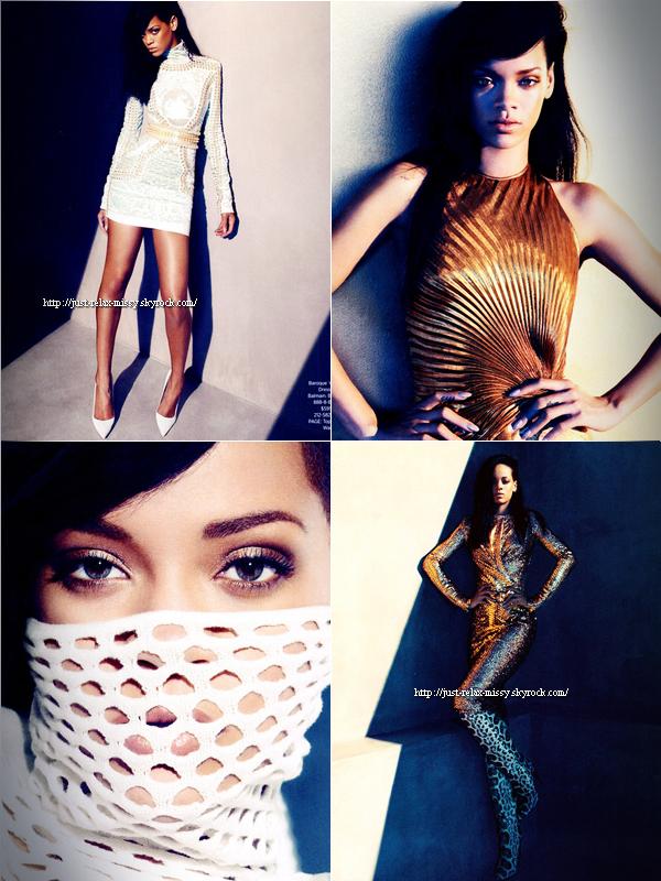 Rihanna / Harper's Bazaar