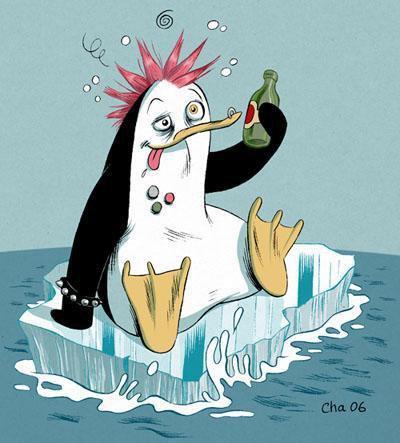 Un pingouin pour Toi !!