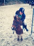 Adriana et son petit Pikouik <3