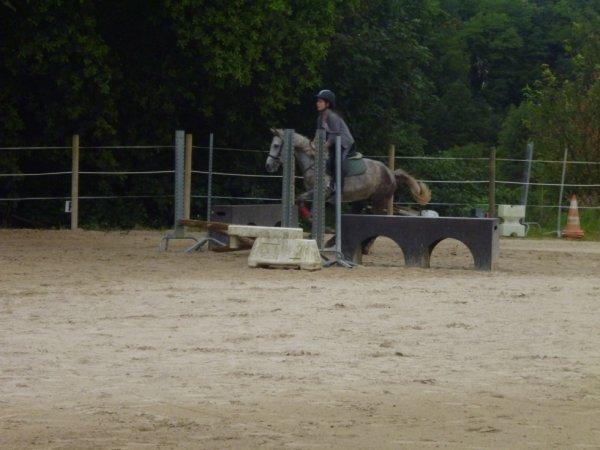 concours saut fete du club 23/06/2013