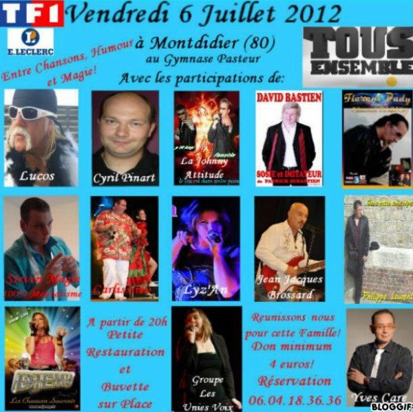 BIENTOT SUR TF1 !!!!