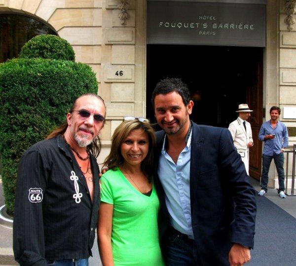A PARIS !! 13 aout 2012