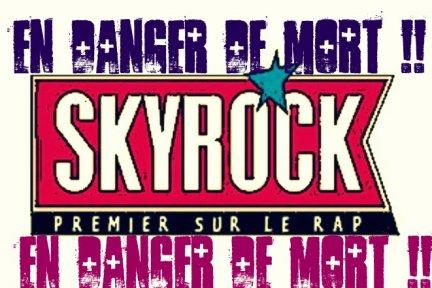 Skyrock, c'est pas une radio qui a des auditeurs, mais des auditeurs qui ont une Radio !