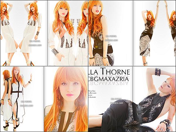 """. Découvrez de nouvelles photos de Bella pour """"Line Mag"""" - Mars 2013. ."""