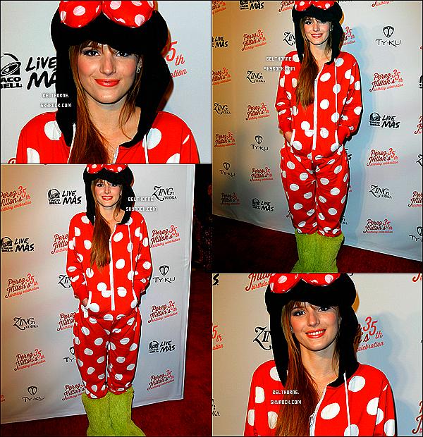 . 23/03/2013 : Notre sublime Bella était présente au Kids Choice Awards 2013.   .