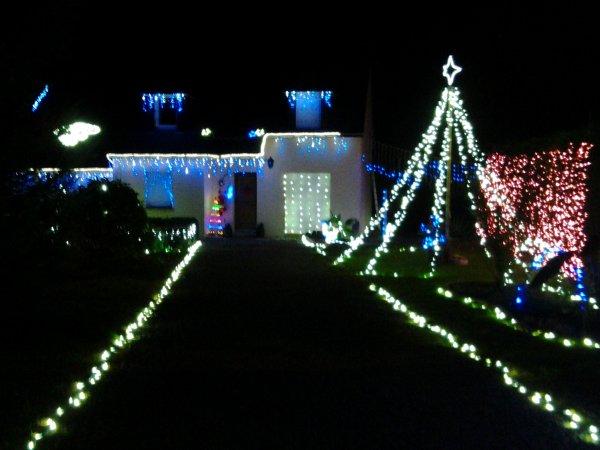 illuminiations Noël 2014 2eme partie