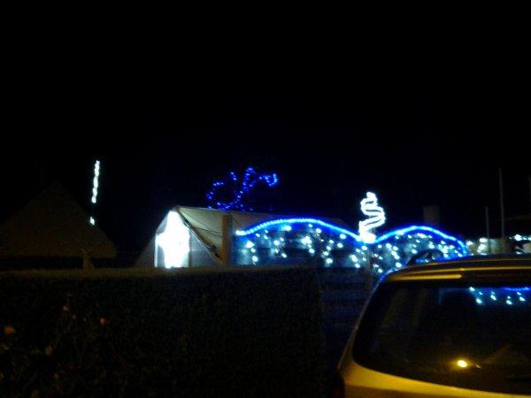 illuminiations Noël 2014 3éme partie