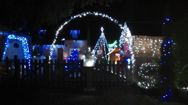 Très en retard , photos Noël 2015