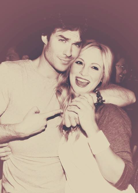 Candice et Ian