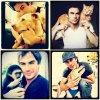 Ian et les animaux