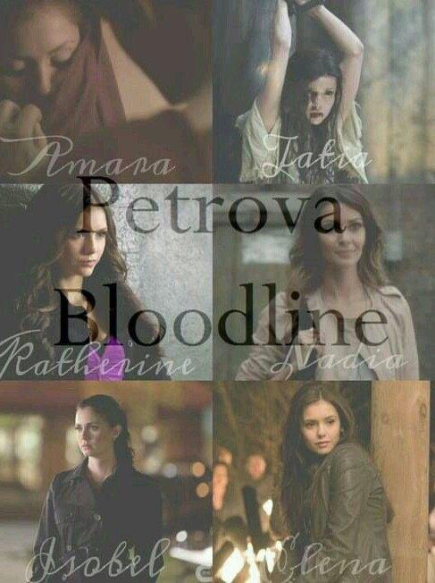 Petrova Bloodline
