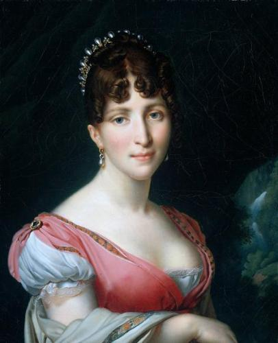 Hortense de Beauharnais, mère de Louis-Napoléon Bonaparte