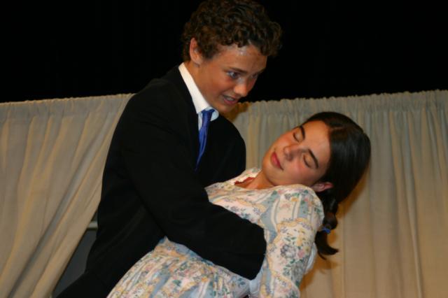 Juin 2005 : Edgard et sa Bonne de Labiche