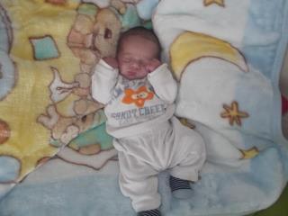 *mon bebe enzo