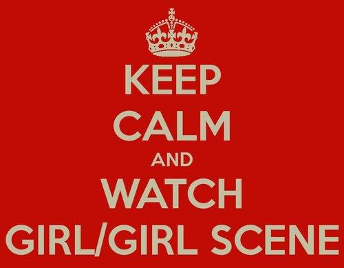 Girl/Girl scene