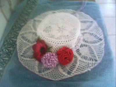 Chapeaux au crochet