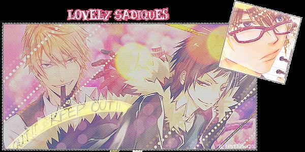 _ GRAND II : Les Sadiques ... ♥