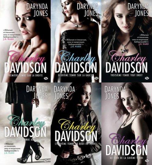 Charley Davidson de Darynda Jones