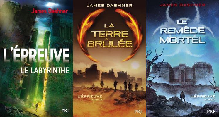 L'épreuve de James Dashner