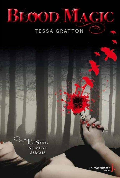 Blood magic de Tessa Gratton