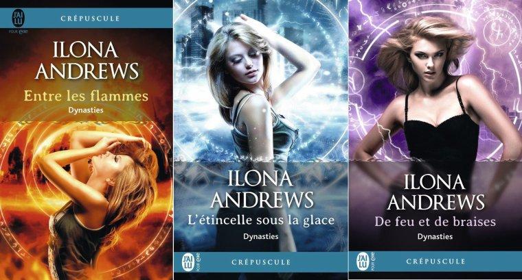Dynastie de Ilona Andrews