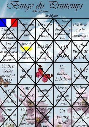 Bingo des saisons