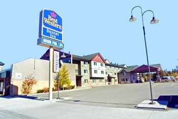 Best Western Desert Inn Yellowstone