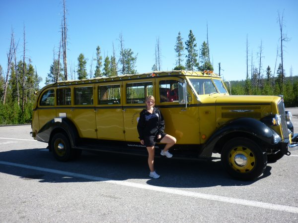 Divers Yellowstone
