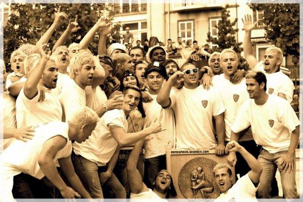 Pros - Espoirs - Crabos : Champions de France.