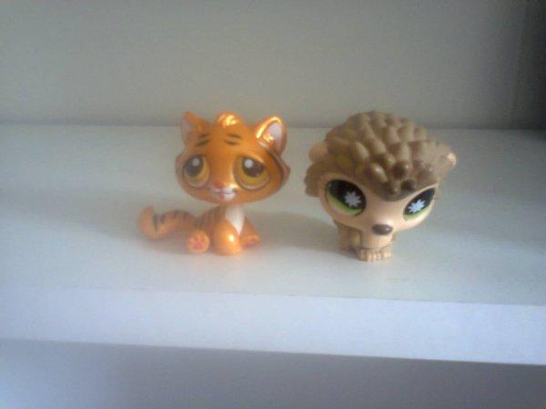 Tigrou et Pikou