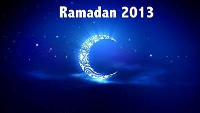 Bon ramadan