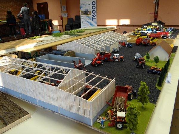 voici quelques photos de notre expo (ma ferme)
