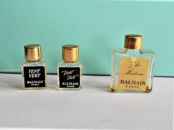 miniatures  BALMAIN