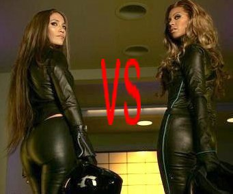 JeNniFeR LoPeZ vs BeYoNCe KNoWLeS