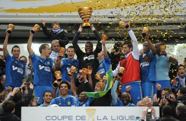 OM COUPE DE LA LIGUE 2012 !