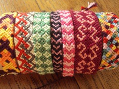 Mix de bracelets 1