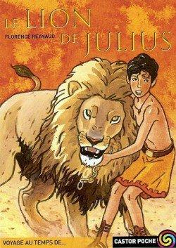 Le lion de Julius, de Laurence Reynaud. Livre que je vous recommandes de lire.
