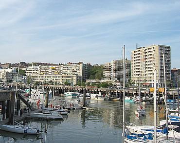 Le port de plaisance boulogne sur mer la ville de boulogne sur mer - Port de plaisance de boulogne sur mer ...