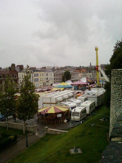 Fête Foraine  -  Boulogne-sur-mer  -  Août 2010
