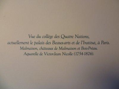12 reproductions d'aquarelles de Victor-Jean Nicolle offertes par Napoléon Ier à l'archiduchesse Marie-Louise pour lui faire découvrir Paris