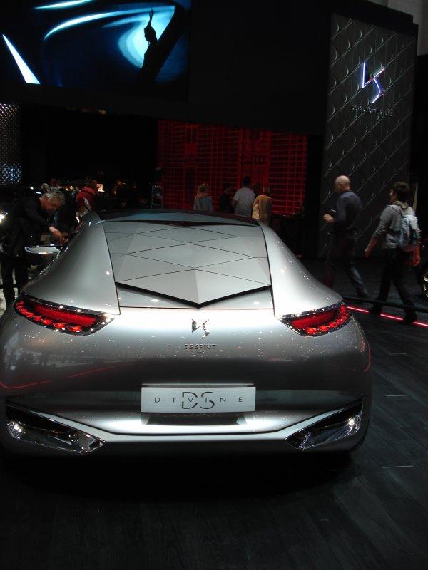 salon de Genève 2015 concept car  !