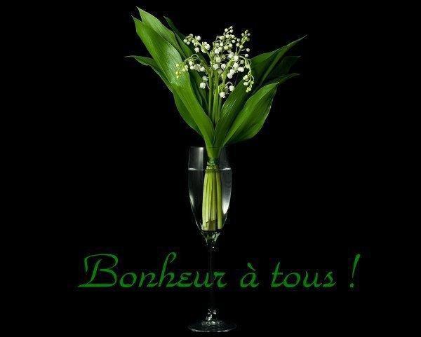 PORTE  BONHEUR.......