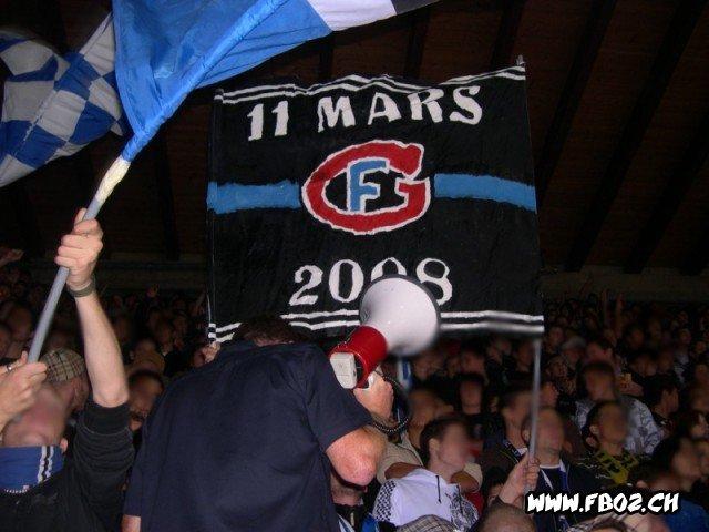 Fan's du HC Fribourg Gotteron
