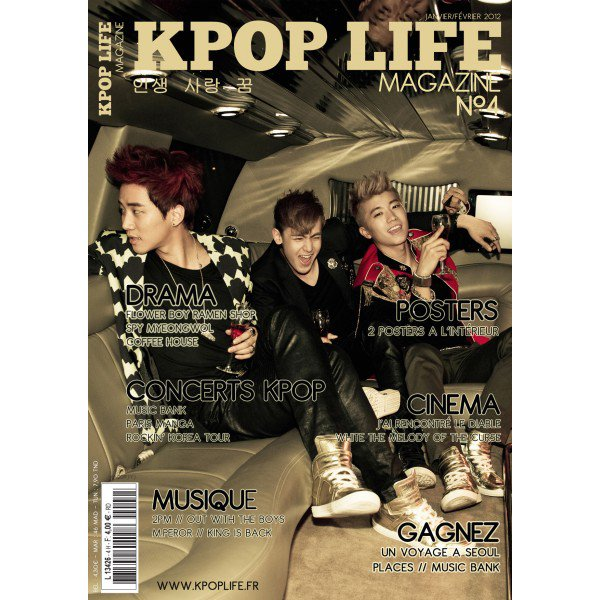 Kpop Life Mag