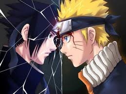 Naruto et Sasuke ->  $) $) $)
