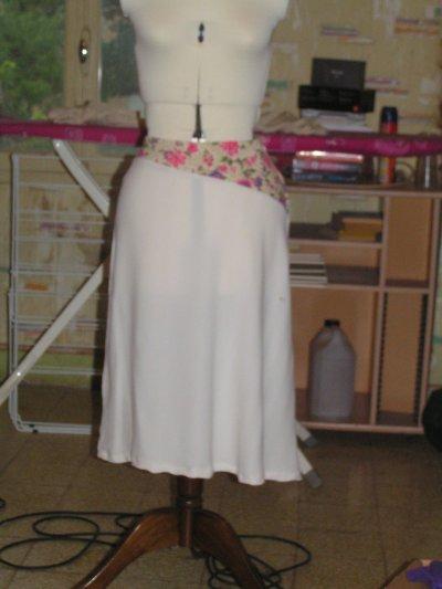 ... et une jupe