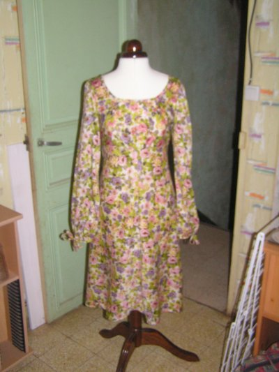 robe d'hiver